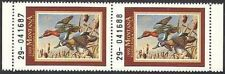 MT5h   1990  Montana   State Duck Stamp   Hunter Pair      DSS