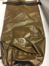 New USMC SealLine Waterproof Bag, Dry Sack Coyote Compression Sleep System Sack