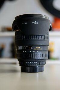 Sigma 20-40mm f/2.8 EX DG Aspherical Lens For Nikon