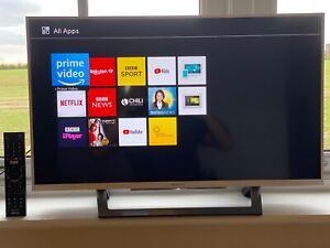 "SONY BRAVIA SMART TV KDL-32WD752 32"" 1080p FHD LED LCD Internet TV"