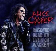 Alice Cooper - Alice Cooper - Raise The Dead NEW CD/BLU-RAY