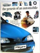 THE GENESIS OF AN AUTOMOBILE RENAULT MEGANE Albertini, Auroy Car Book
