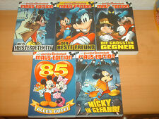 Sammlung Comic LTB MAUS-EDITION Band 1, 2, 3, 4 und 5 komplett 1A Zustand