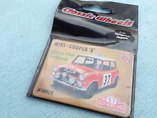 Mini Cooper S Quality Steel Fridge Magnet
