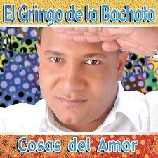 Gringo De La Bachata, El-Cosas Del Amor CD NEW