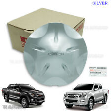 for Isuzu DMAX Holden D-max 2012 - 2015 Genuine 6 Holes Silver Cover Cap Wheel