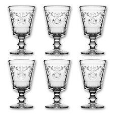 6x La Rochere Versailles Weinglas Glas Gläser Weingläser 200 ml
