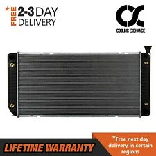 Radiator For Chevrolet C/K series HD 88-99 Suburban 5.0 5.7 7.4 V8 2 Row