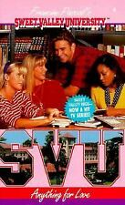 Anything for Love (Sweet Valley University(R))