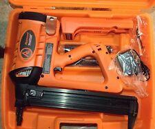 Ramset Tf1200 Trakfast Fastener Gun, Brand New, 2 Batteries, Charger, Free Ship