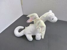 TY Beanie Baby - MAGIC the White Dragon MWMT - NEW