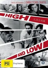 High And Low (DVD, 2006)