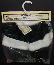 FLUFFY VANDERBEAR A CHRISTMAS CAROL BEARLY IN TUNE OUTFIT 5551