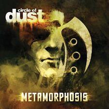CIRCLE OF DUST - METAMORPHOSIS (REMASTERED)  2 CD NEU