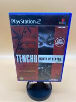 PS 2 ** Tenchu: Fatal Shadows (Sony PlayStation 2, 2005) PS2 Videospiel
