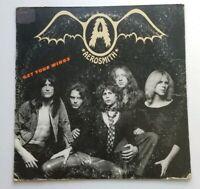 Aerosmith Get Your Wings Vinyl 1974 Columbia KC 32847 LP Record Vintage