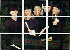 BUFFY SEASON 3 COMPLETE SET OF NINE GRADUATION DAY CARDS