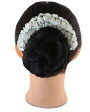 Hair Gajra/ Hair Garland/ Hair Flowers White Artificial