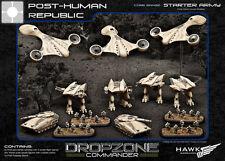 Dropzone PHR Starter Army plastic Hawk Wargames new