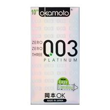 Okamoto Condom 003 PLATINUM