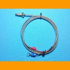 Temperatursensor 1m Sensor Thermoelement Abgastemperatursensor 0-800C° Typ K