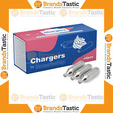 More details for smartwhip cream chargers mosa whip foam infuse nitrous oxide n20 canisters 8g