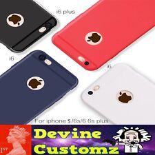 i phone 5 5 SE 6 6S 7 7 plus 8 x Matte Soft silicone phone case dust proof cap