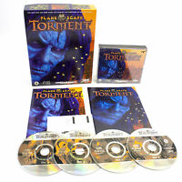 Planescape Torment for PC by Black Isle Studios, Big Box, 1999, Role-Playing