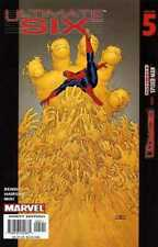 ULTIMATE SIX #5 THE ULTIMATES ULTIMATE SPIDER-MAN