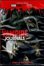 Dvd **VAMPIRE JOURNALS** nuovo 1996