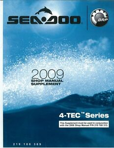 Sea Doo Vehicle Repair Manuals Literature For Sale Ebay