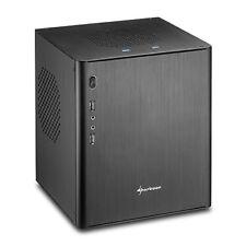 Gehäuse Sharkoon Ca-i Schwarz Mini ITX 4044950000000
