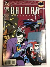 Batman Adventures Annual # 1 (NM) Get It Sign By Bruce Timm ! Harley Early App !