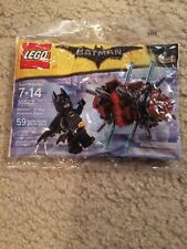 SEALED LEGO 30522 BATMAN IN PHANTOM ZONE Polybag Baggie DC Super Hero Minifigure