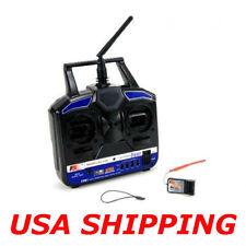 Flysky 2.4G FS-T4B 4 CH Channel 4CH Radio Control RC Transmitter Receiver System