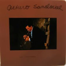 ARTURO SANDOVAL  jazz trumpeter pianist composer Flight to Freedom SLIDE 1