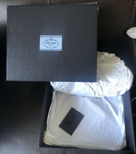 Prada empty shoe box