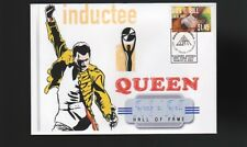 QUEEN FREDDY MERCURY ROCK HALL OF FAME INDUCTEE COVER
