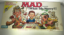 Vintage 1979 / 1988 The MAD MAGAZINE Board Game Parker Brothers, WHAT ME WORRY?