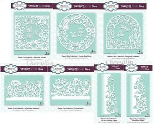 CREATIVE EXPRESSIONS Paper Cuts Collection Die - Spring Dies Paper Cuts 2018
