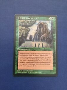 Magic the gathering - Sylvan Library - Legends - French - Near Mint / Mint