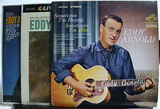VINYL RECORD LP 3 EDDY ARNOLD SOMETIMES IM HAPPY MORE SINGS THEM AGAIN