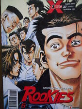 ROOKIES - Masanori Morita EXPRESS n°37 (5) 2001 ed. Star Comics  [G.236]