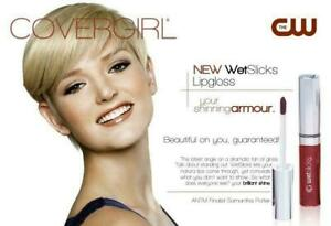 "CoverGirl Wetslicks Lip Gloss, ""You Choose"""