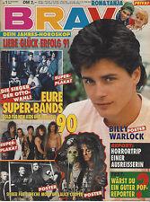 BRAVO 01/27.12.1990 KOMPLETT Depeche Mode+  NKOTB + BON JOVI+ ALICE COPPER RAR