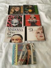 Madonna Who's that girl, Dick Tracy, Causing a commotion CD
