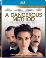 A Dangerous Method [New Blu-ray] Ac-3/Dolby Digital, Dolby, Subtitled, Widescr