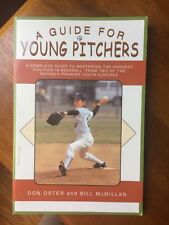 New - A Guide for Young Pitchers Book