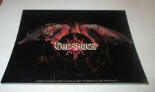 Godsmack Sticker New 2002 Vintage Oop Rare Collectible