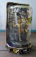 Feder 1997 Hasbro Star Wars Epic Force C-3PO auf 360 Drehender